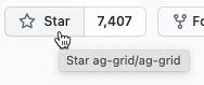 star ag-grid