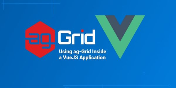 Using ag-Grid inside a VueJS application