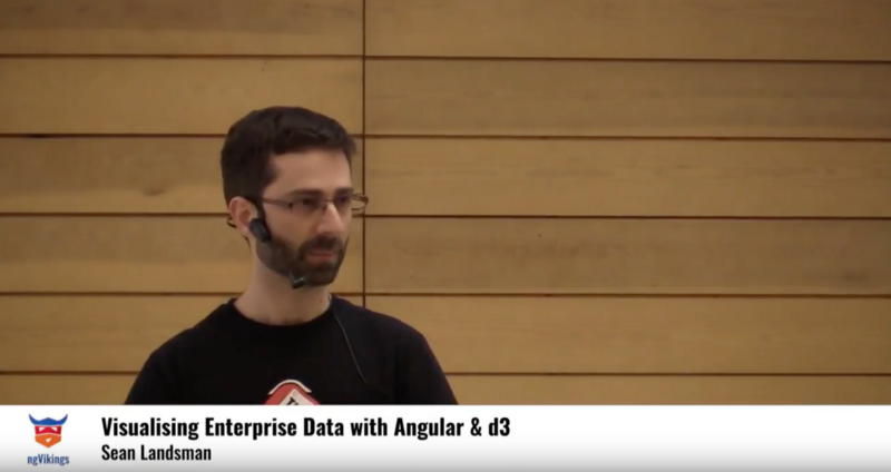 Data Visualisation for Enterprise with Angular and D3